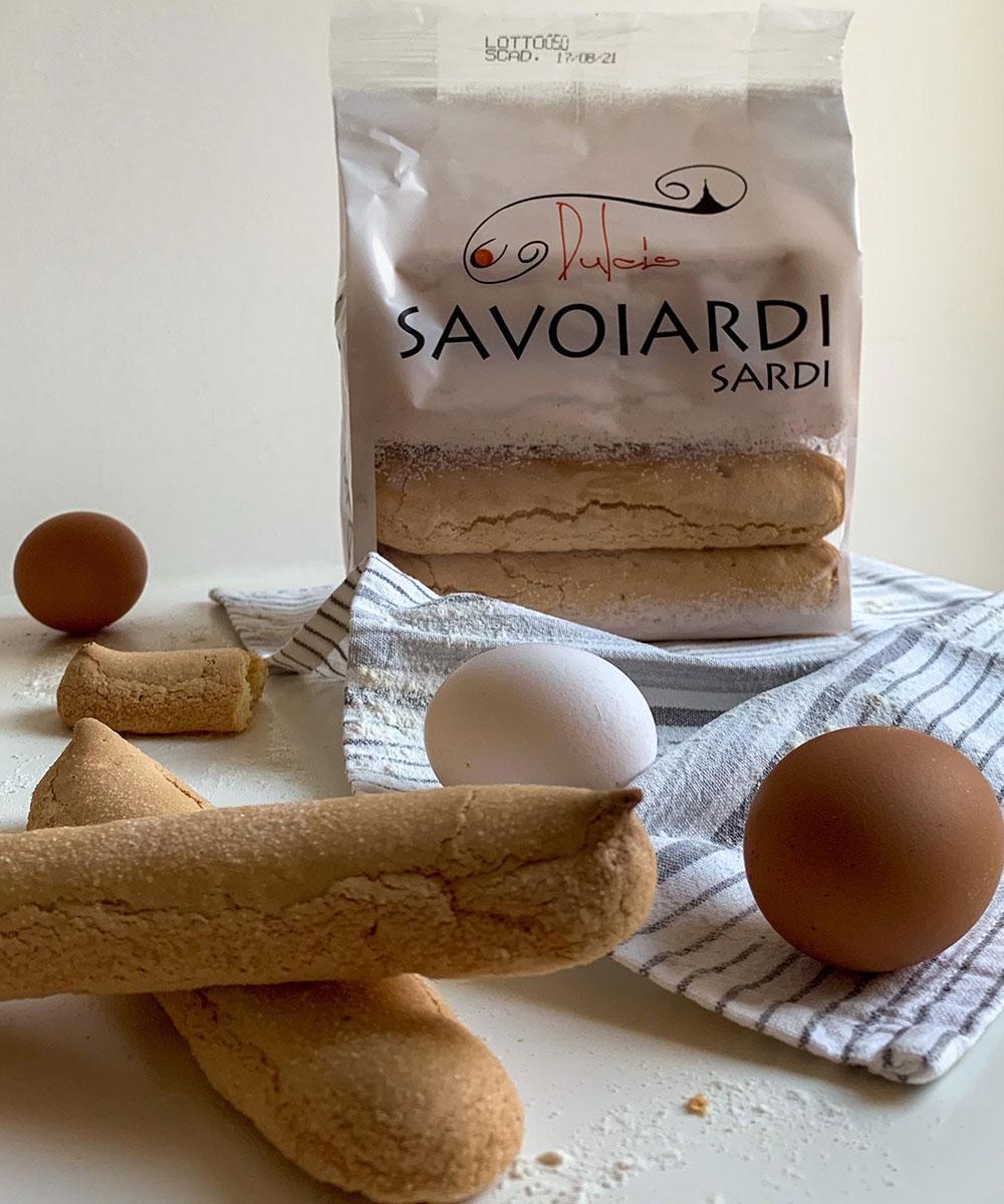 Sardinian Biscuits Dulcis Fonni